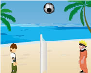 Beach Ball Game j�t�k