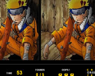 Naruto 5 Differences j�t�k