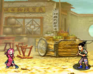 Naruto Meatball Tank játék