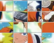 Naruto Puzzle Mania online j�t�k
