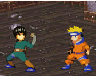 Naruto Vs Rock Lee  j�t�kok